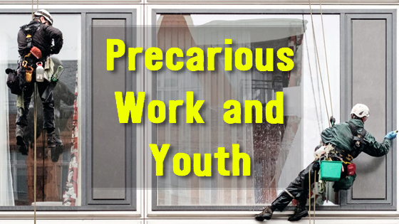 Precarious Work and Youth. Cover photo by Samuel Zeller on Unsplash.com